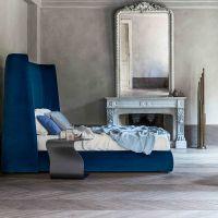 Мягкая кровать Месини