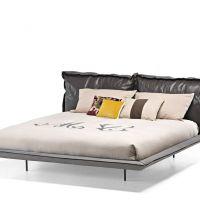 Мягкая кровать Бронкс