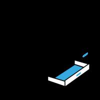 Выдвижные ящики (2шт) +8 000 р.